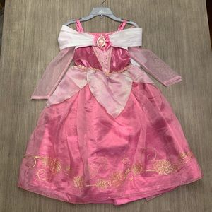 Disney Sleeping Beauty Girls Costume